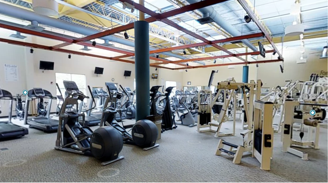 VOTED BEST FITNESS CENTER IN 2017